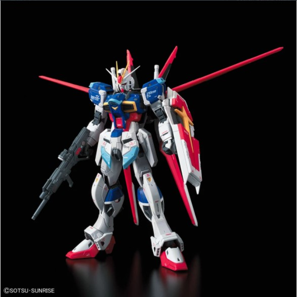 RG #33 Force Impulse Gundam