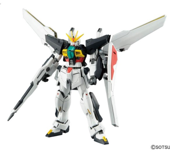 MG Double X Gundam