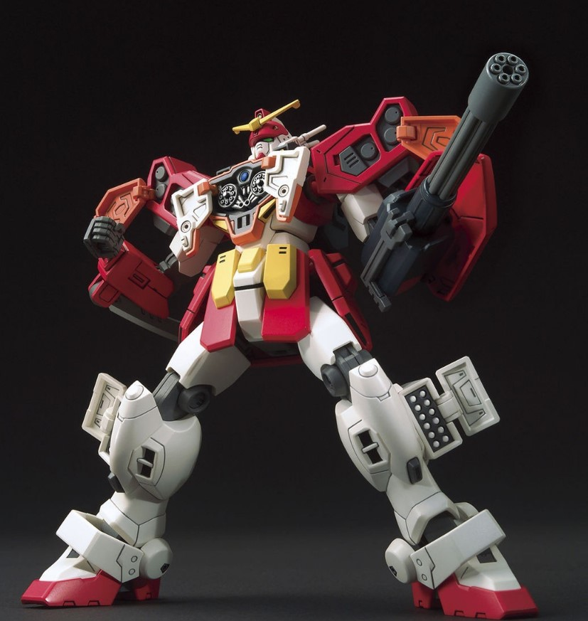 HG Gundam Heavyarms #236
