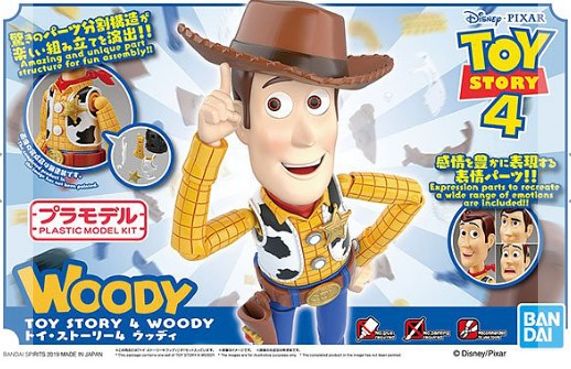 Disney Pixar Toy Story 4 Woody