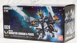 FW Gundam Converge EX28 Narrative Gundam A-Packs Shokugan