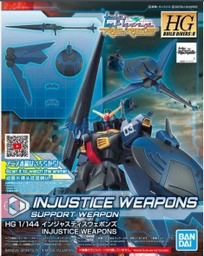 [1/144] HG InJustice Weapons #10