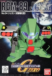 [SD] SD G Generation RGM-89 Jegan #04